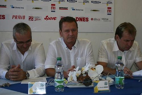 Karel Adamík, Miroslav Adámek a Rostislav Vlach